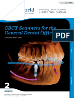 CBCT Scanners for the General Dental Office
