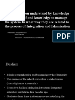 Islamization of Knowledge