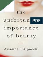1 - Amanda Filipacchi - The Unfortunate Importa