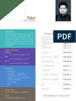 CV - Shakeel Talat