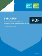 171793 Cambridge Ict Starters Syllabus English 2016