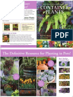 The Encyclopedia of Container Plants, by Ray Rogers