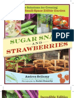 Sugar Snaps and Strawberries, by Andrea Bellamy