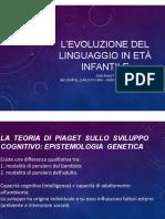 1 Liceo Linguistico