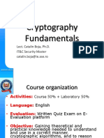 Cryptography Fundamentals En