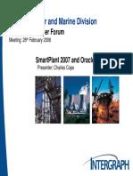 7-SP07 Oracle Upgrades