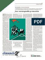 Deporte y Política - Óscar Santamaría