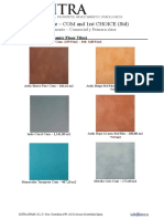 Floor Tiles - Pavimento 18-10