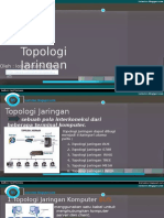 Topologi Jaringan - Iosi Pratama