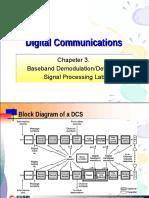 Ch 3 Digital Communications