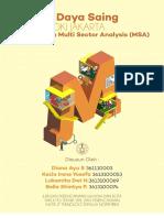 Multikriteria Sektor Analisis