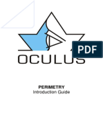 PERIMETRY Introduction Guide
