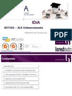 IDiA - BIT350 ALE Enhancements v6.pptx