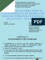 Diapositivas (Celdas Solares).. Belen