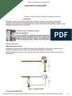 Dispositivo de Proteção Contra Surto de Tensão (DPS)