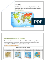 All Places Map | World Map| Map finder, Map