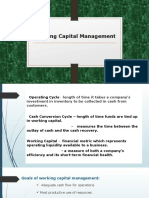Intro_Working Capital Management