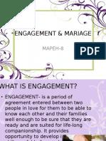 Engagement & Mariage
