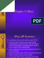Chapter 13 IPsec