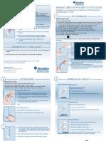 Procedure Card ImmunoCard Stat HpSA