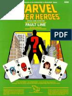 Adventure - Fault Line - [1985]