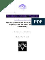FreemasonWatch - Secrets and Symbols