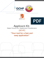 QCHP Applicant Kit