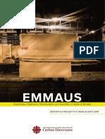 Emmaus Report