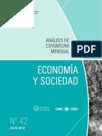 ECONOMIA Y SOCIEDAD - N 42 - JULIO 2016 - PARAGUAY - PORTALGUARANI