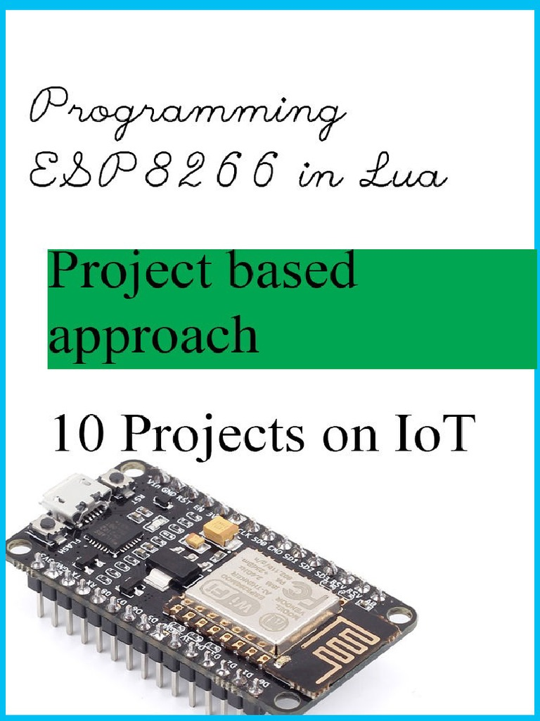 How to Program ESP8266 in Lua Getting Started With ESP8266