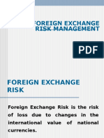 Foreign Exchange Risk from ravi1.ppt