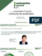 Automotive Council UK
