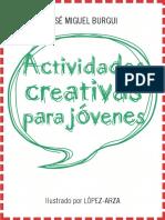 Actividades Creativas Para Jovenes