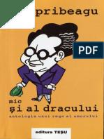 Ion Pribeagu - Mic Si Al Dracului (2005)