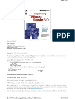 Microsoft Books - Programming Microsoft Visual Basic 6.0 - Book