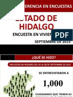 Tendencias Hidalgo