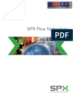 SPX-001 - SPX Flow Technology Segment Overview Brochure