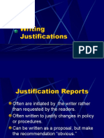justificationreport-130422014940-phpapp02