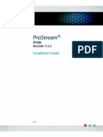 ProStream 9100 Release