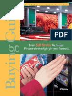 GE Lighting Buying Guide