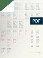 2017 Louis Vuitton America's Cup Schedule