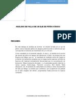 Analisis de Averias de Piñon de Ataque (Corona de Carro)