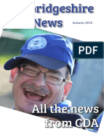 Cambridgeshire Deaf News Autumn 2016