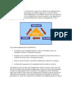 La cultura organizacional es una idea en el campo de los estudios de las organizaciones y de gestión que describe la psicología.docx