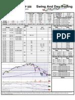 SPY Trading Sheet - Thursday, June 10, 2010