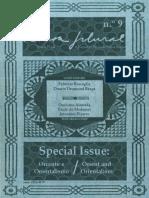 Pessoa Plural - a Journal of Fernando Pessoa Studies, n.º 9, Special Issue «Orient and Orientalism» / Número especial «Oriente e Orientalismo»