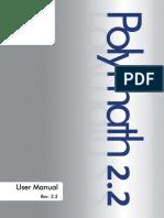 Manual Esa Polymath
