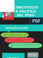 1 .Constitucion Del Peru- Trabajo