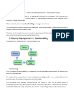 Benchmaking Process