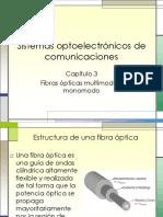 03 Fibras Ópticas Multimodo y Monomodo